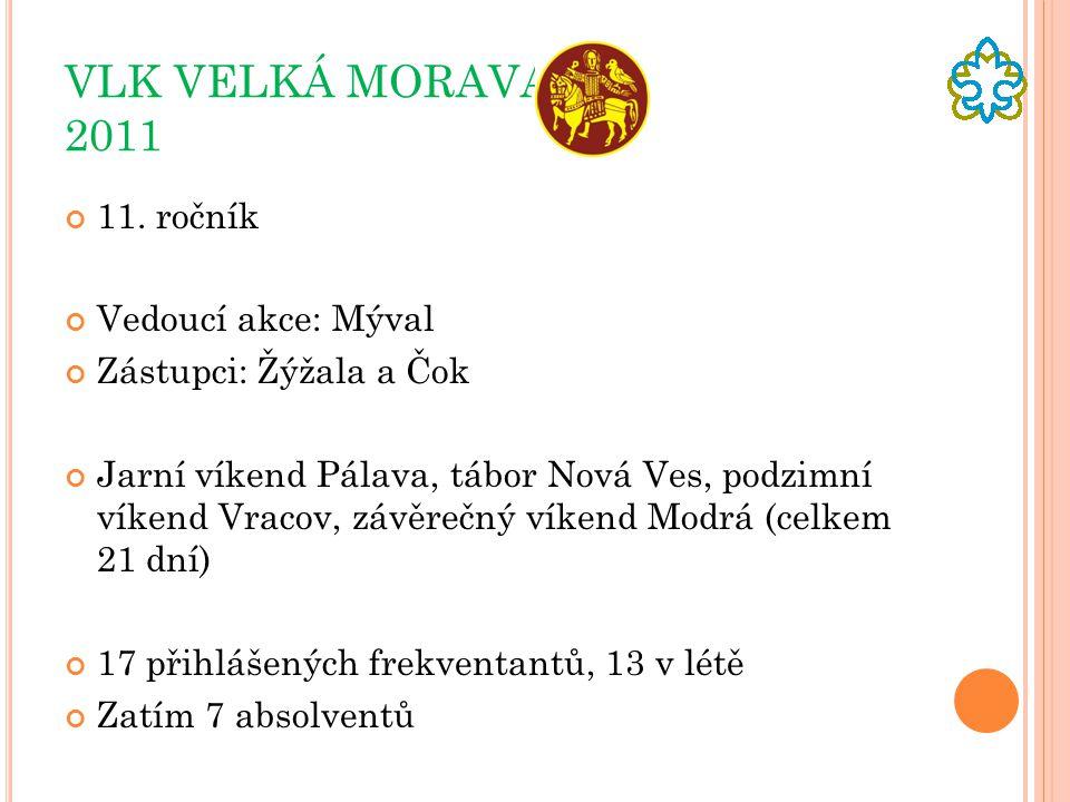 VLK VELKÁ MORAVA 2011 11.