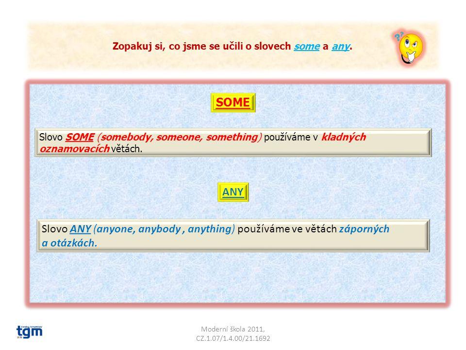 Co řeknete, když chcete někomu něco nabídnout. Zkuste si přeložit věty do českého jazyka.