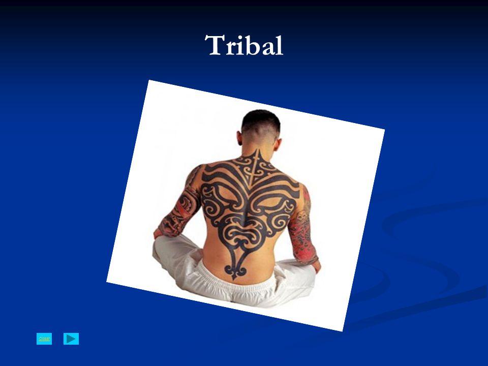 Obsah Tribal