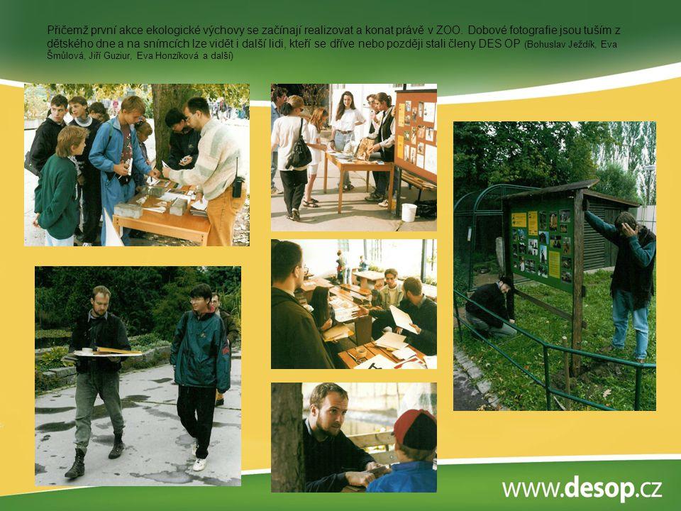 Díky cílené propagaci činnosti spolku jsme v roce 1994 také přijali nejvíce nových členů.