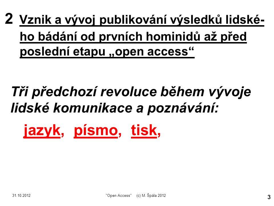 Open Access (c) M.
