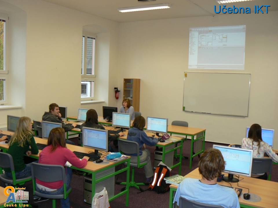 Učebna IKT