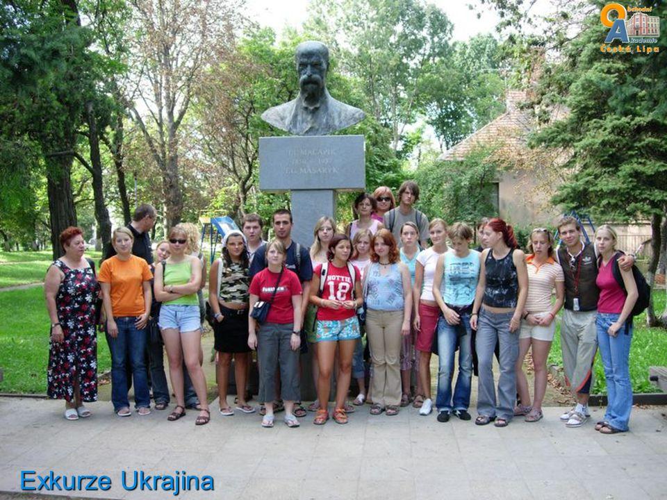 Exkurze Ukrajina