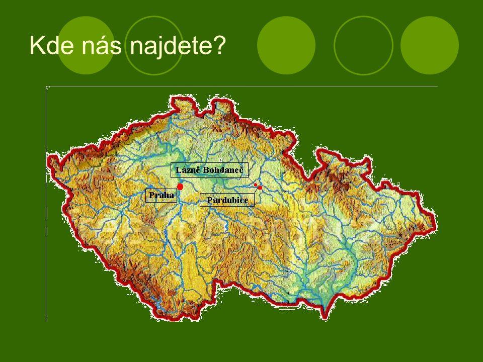 Město Lázně Bohdaneč Lázeňské město s více než 3000 obyvatel, ležící asi 10 km od Pardubic Lázně nabízejí slatinnou léčbu, elektroléčbu, tělocvik, masáže a inhalace.