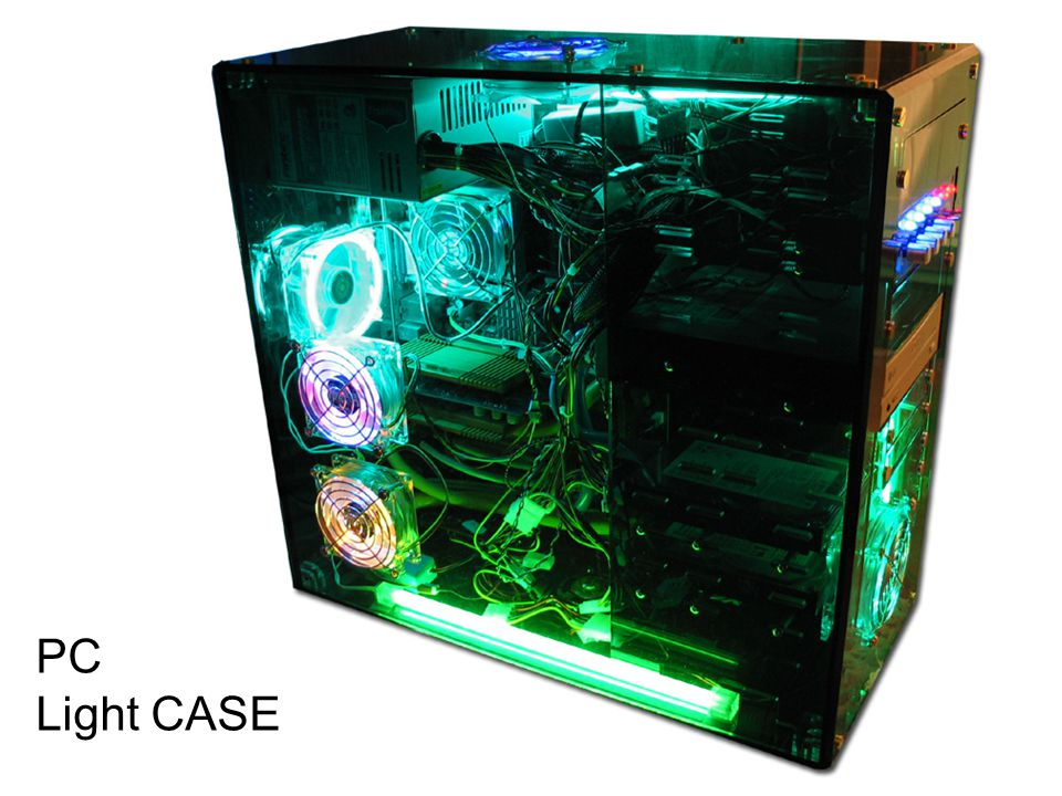 PC Light CASE