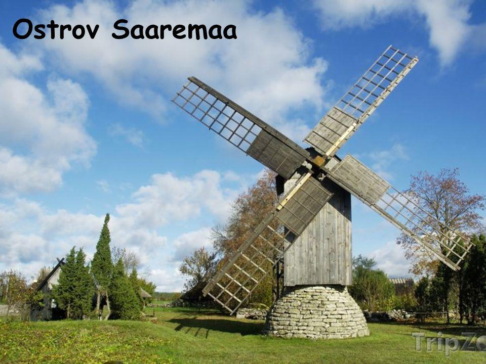 Ostrov Saaremaa