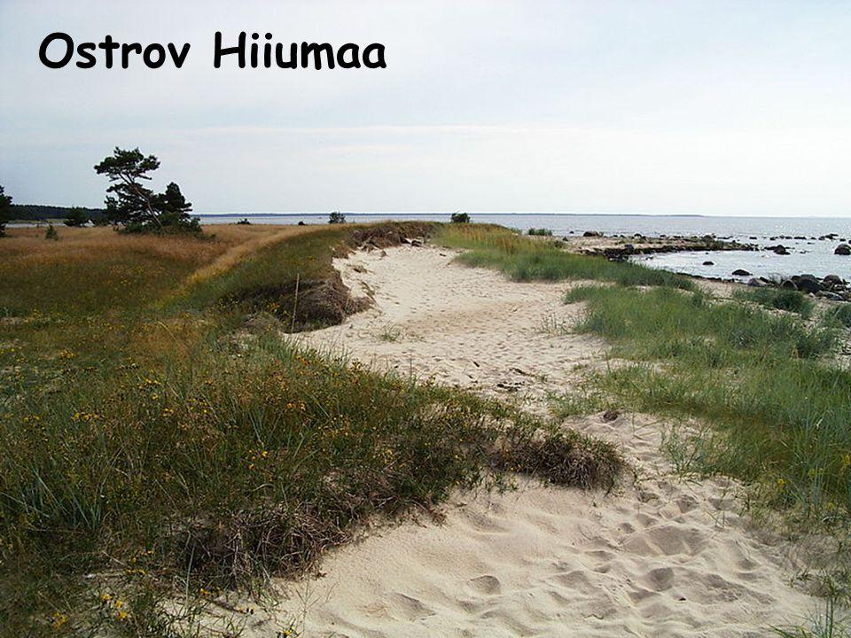Ostrov Hiiumaa