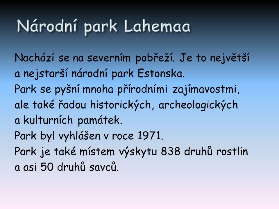 Nachází se na severním pobřeží. Je to největší a nejstarší národní park Estonska. Park se pyšní mnoha přírodními zajímavostmi, ale také řadou historic