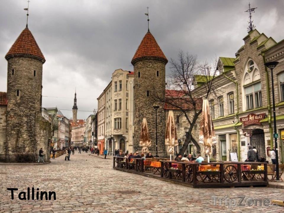 Tartu je druhé největší město v Estonsku.Považuje se za centrum vzdělanosti a kultury.