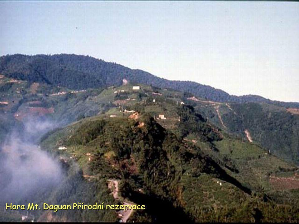 DabaJiansan Národní park Shei-pa