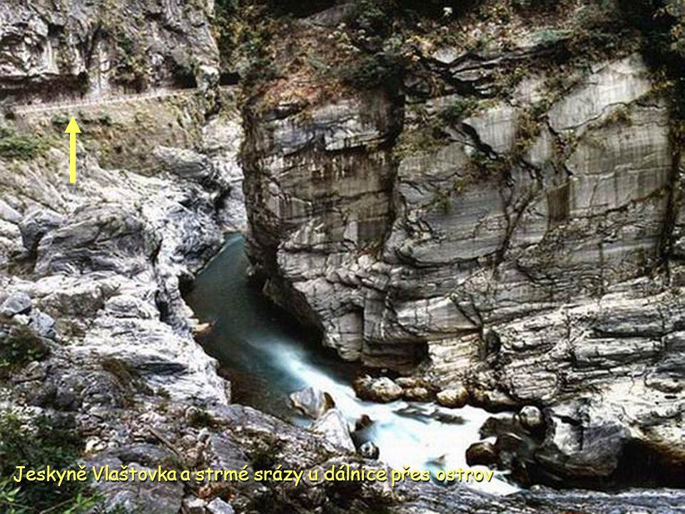 Hora Mt. Daguan Přírodní rezervace