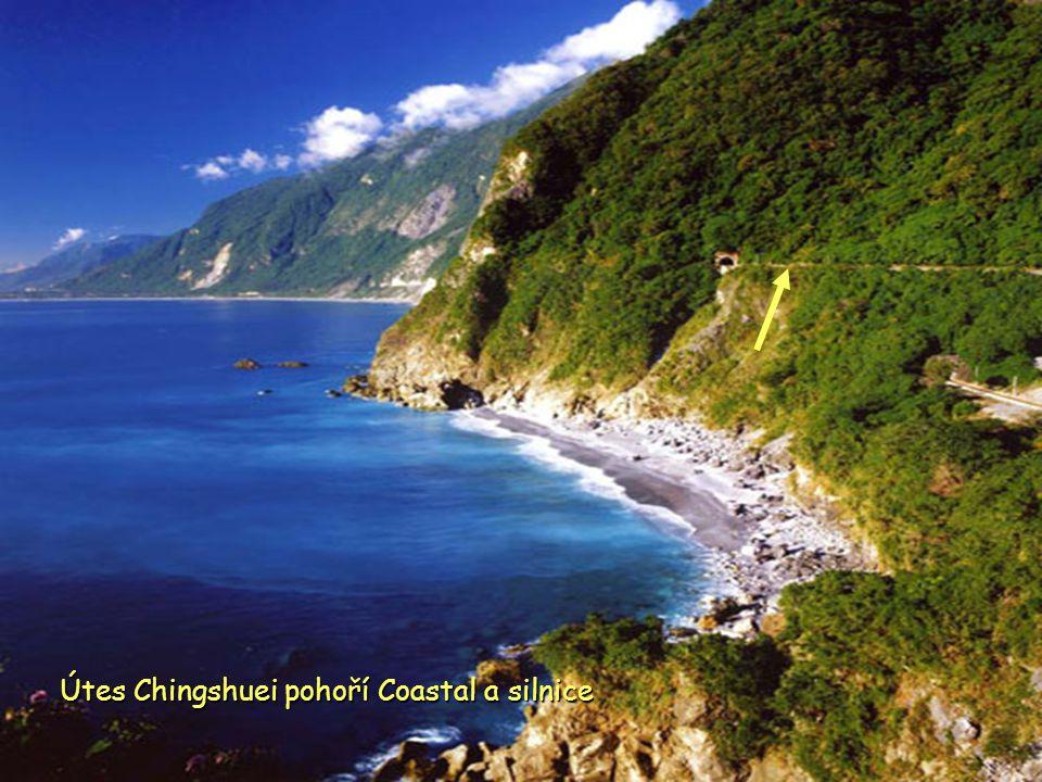 Su-Hua a záliv Dong-ao