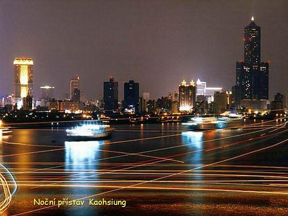 Přístav Kaohsiung