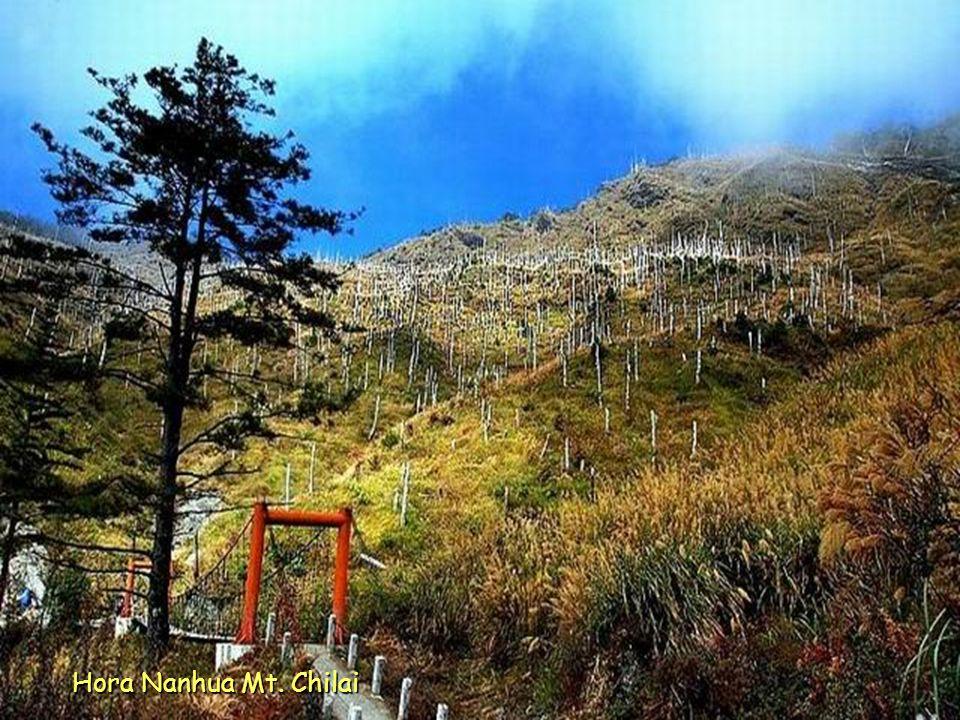 Hora Nanhua Mt. Chilai