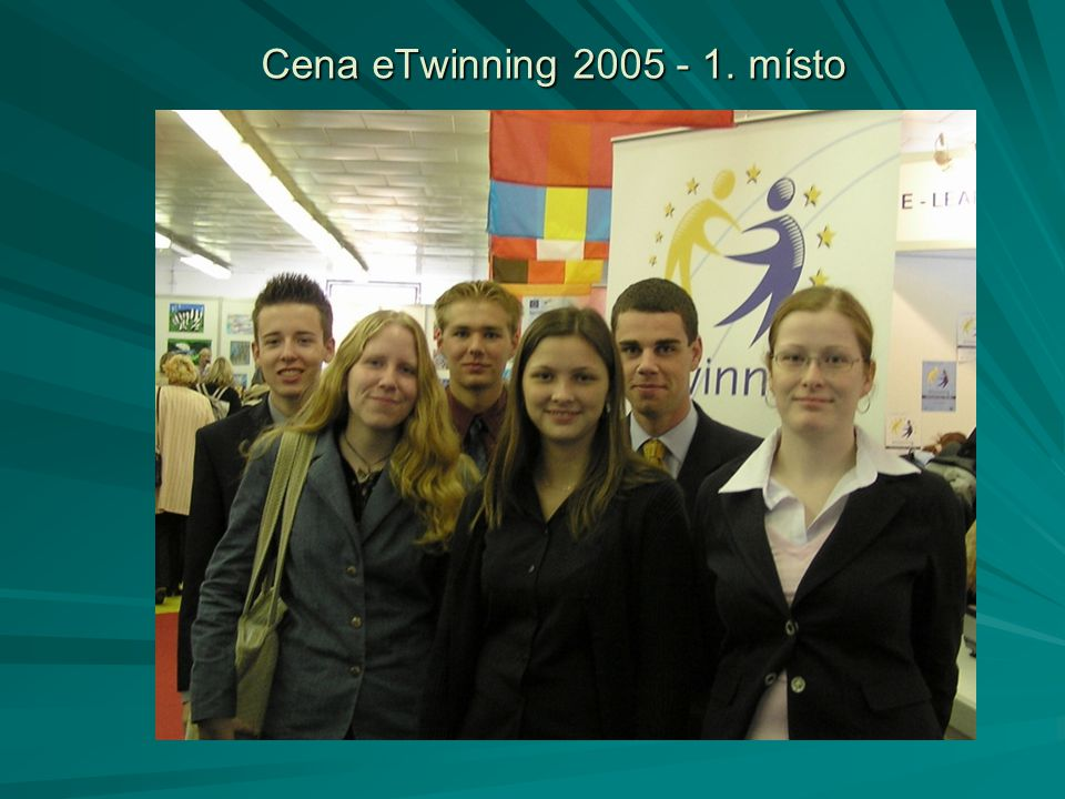 Cena eTwinning 2005 - 1. místo