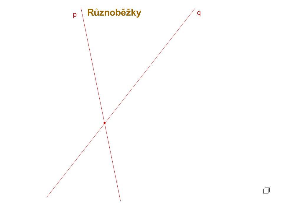 Polohové vlastnosti přímek a rovin 1.Vzájemná poloha dvou přímek v prostoru autor: RNDr.