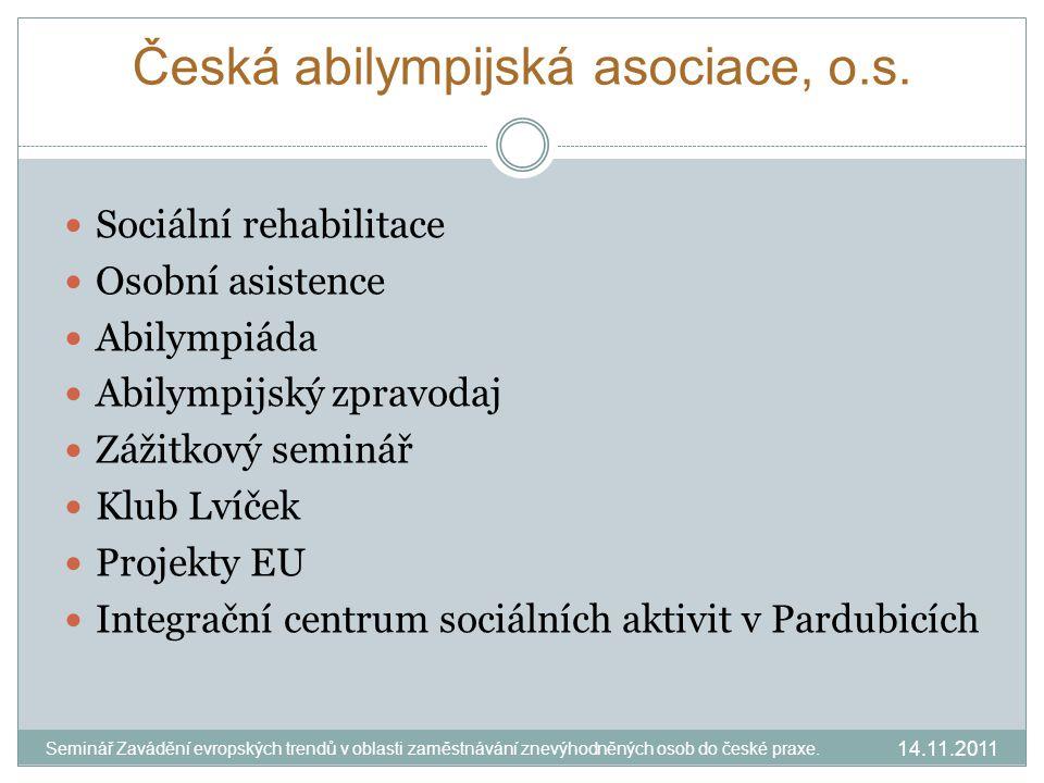 Česká abilympijská asociace, o.s.