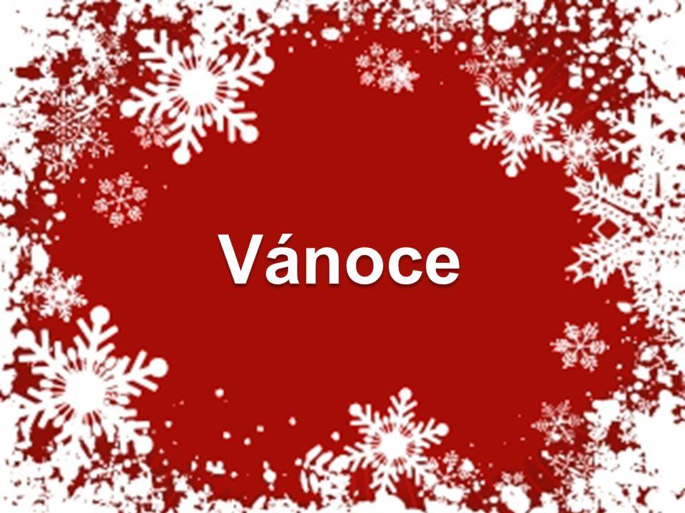 Vánoční písně nazýváme také A ukolébavky B hity C koledy D polky