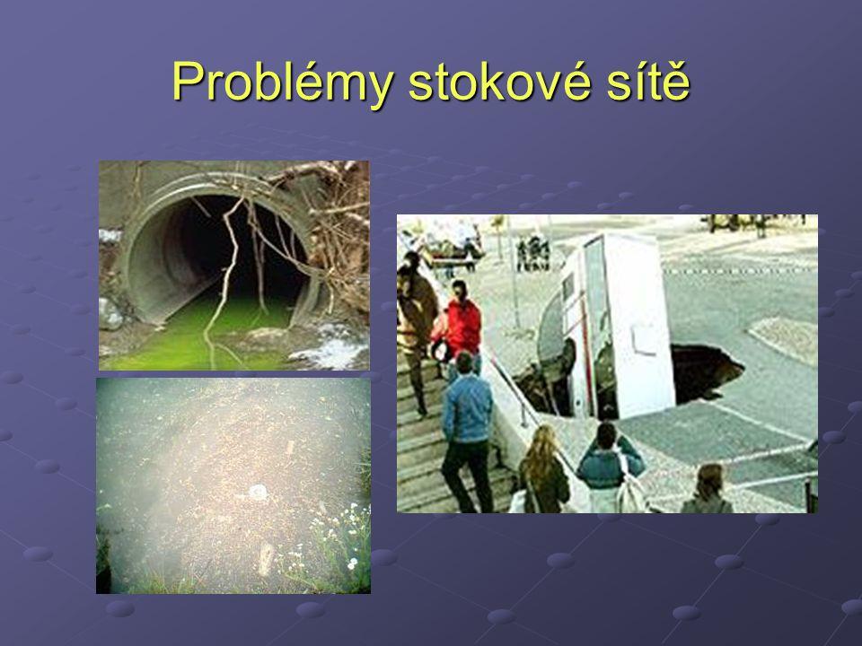 Problémy stokové sítě