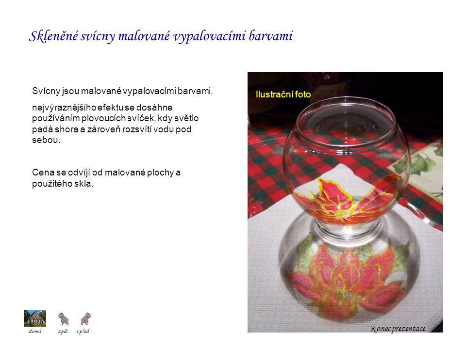lité lomené sklo, výška 8cm, horní průměr 7cm 45,-Kč zpětdomů - vhodné pro plovoucí svíčku, objednací číslo S-0001
