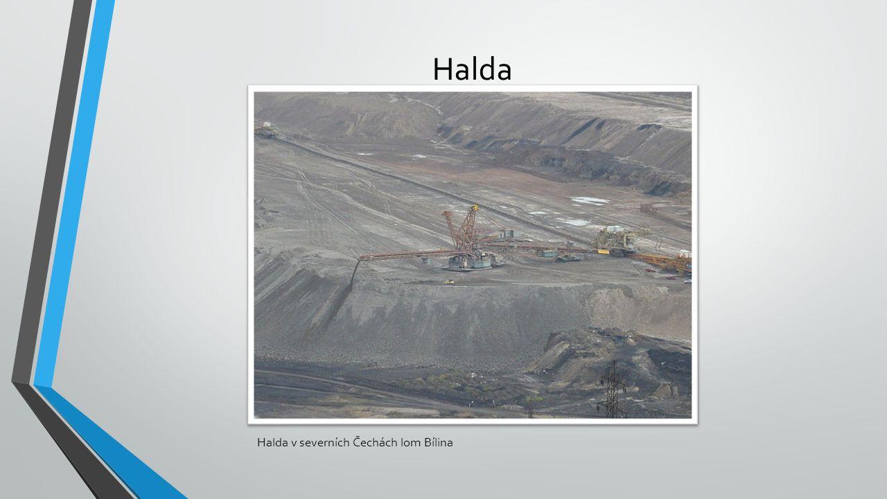 Technická rekultivace Cílem technické rekultivace je vymodelování nového terénu.terénu Těžební sloje či patra se zavážejí, začnou se izolovat místa pro vodohospodářské rekultivace, začne se modelovat terén.sloje Práce zahrnují přesun zemin, ukládání, rozprostírání, hutnění, navezení skrývkové ornice.