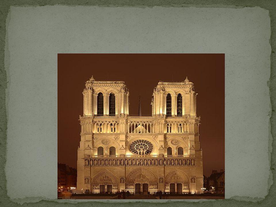 Muzeum v Paříži, které patří k největším muzeím na světě.