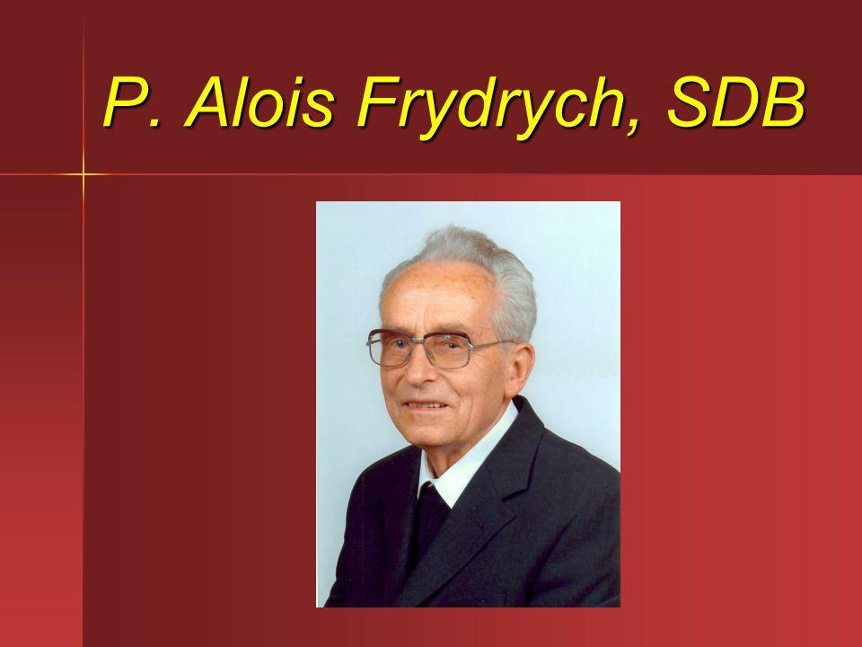 Narodil se 26.5. 1922 v Hustopečích nad Bečvou.