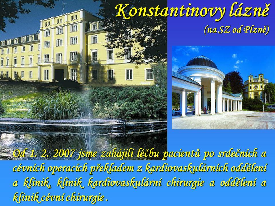 Klimkovice ( u Ostravy) V těchto lázních se léčí pohybové ústrojí,neurologické nemoci, gynekologické a cévní onemocnění- pomocí unikátní jodobromové s
