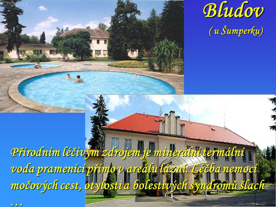 Bechyně Místní lázně provozované společností Lázně Bechyně, s. r. o. – jedny z nejstarších v České republice – používají při léčebných metodách, prakt