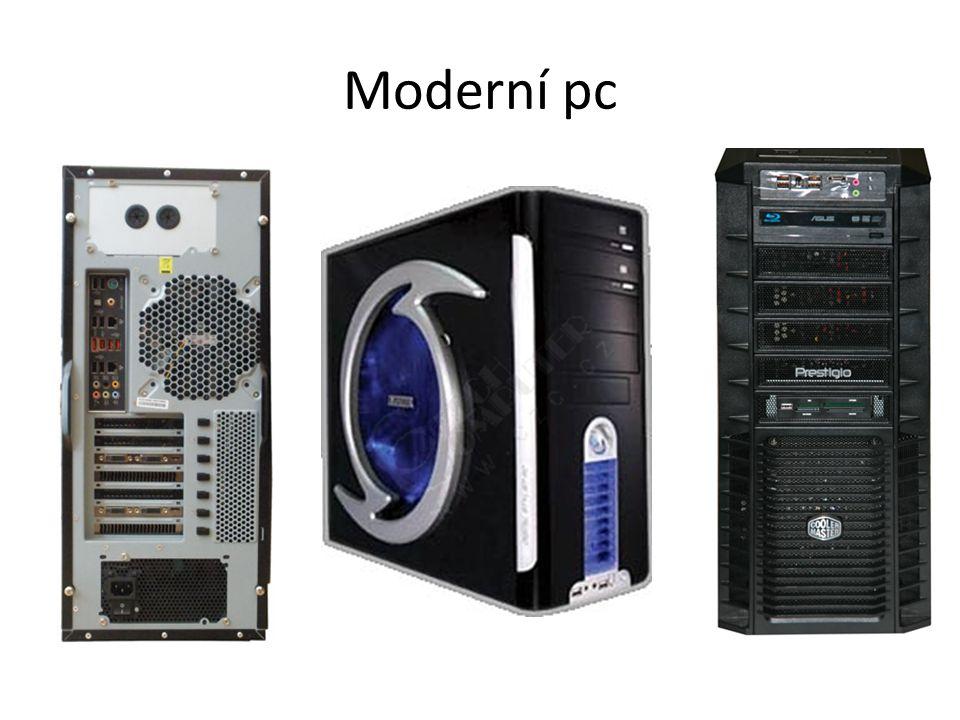 Moderní pc