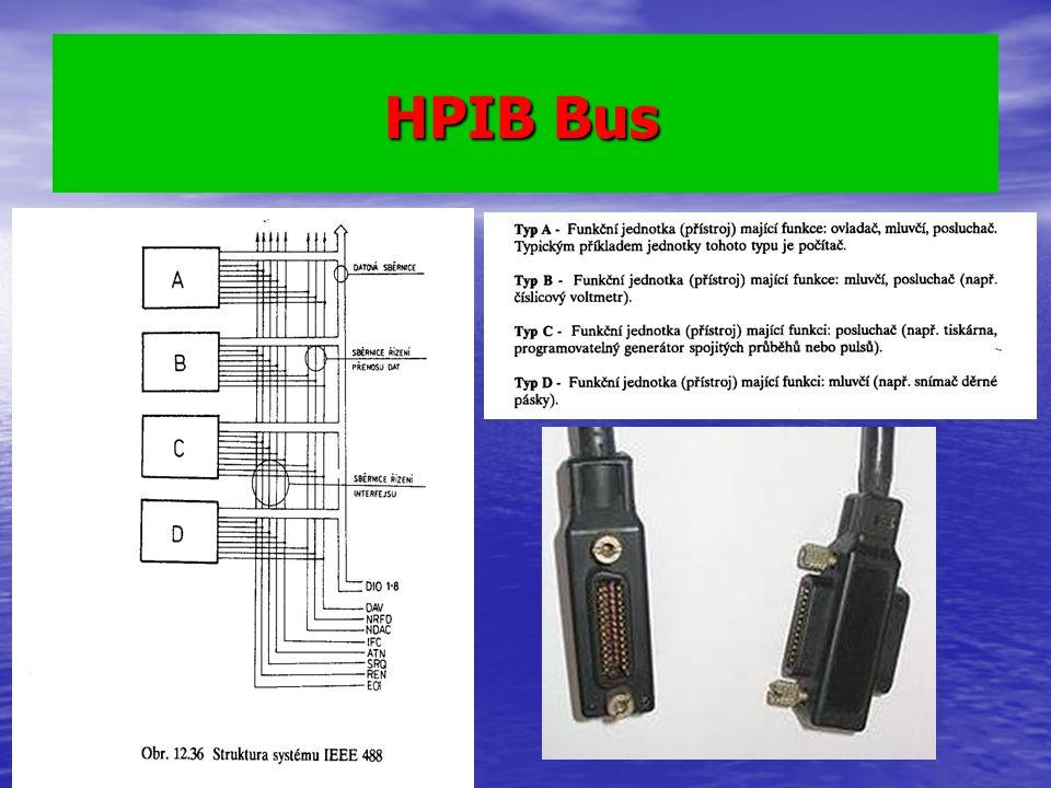 HPIB Bus HPIB Bus