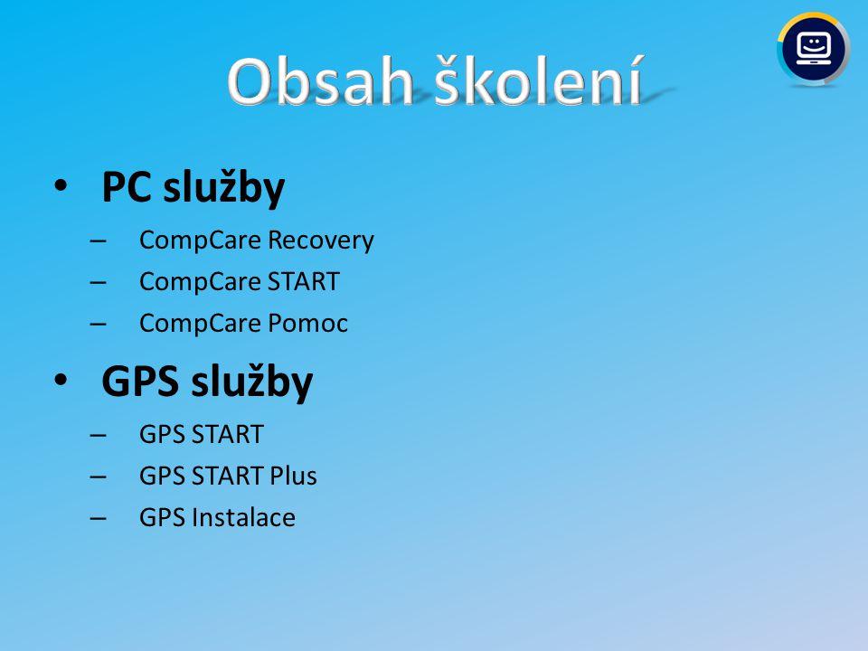 PC a GPS služby vznikly za účelem ušetření práce zákazníkům Většina našich zákazníků nemá zájem se zabývat instalací PC a GPS nebo řešením problémů s tím spojených Je to další rozšíření služeb a komfortu pro naše zákazníky