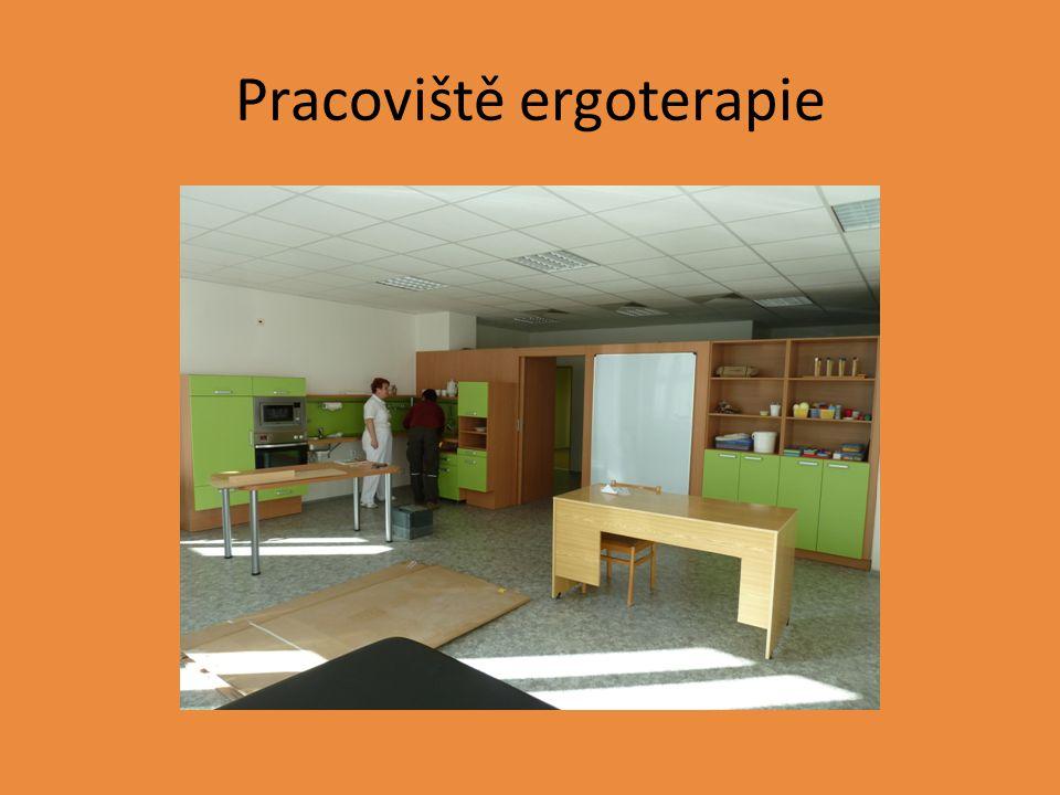 Pracoviště ergoterapie
