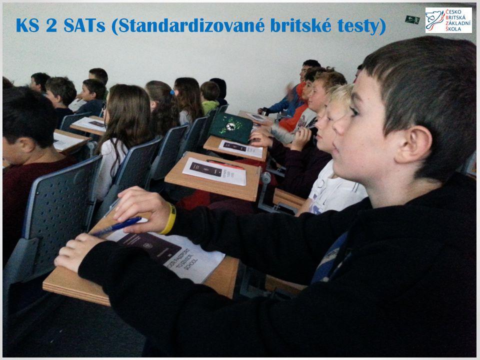 KS 2 SATs (Standardizované britské testy)