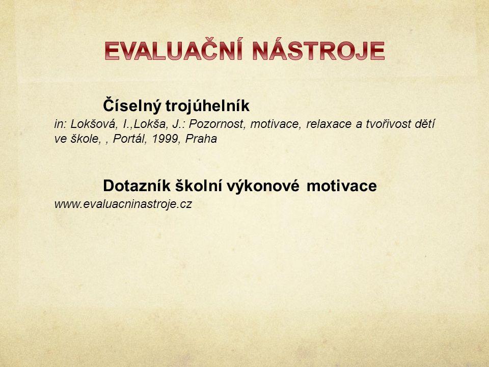 nástroj je publikován na www.evaluacninastroje.czwww.evaluacninastroje.cz je určen žáků 2.