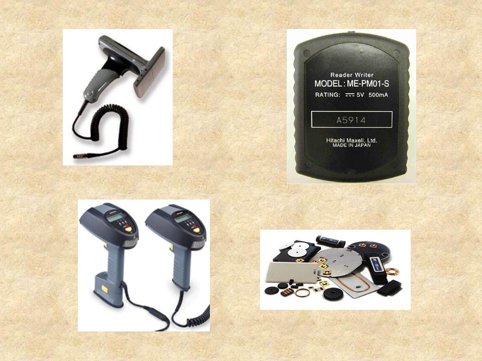 Základem RFID je plně automatický přenos a ukládání dat s využitím elektromagnetických vln na radiových frekvencích. Základní vybavení: RFID čip (tag)