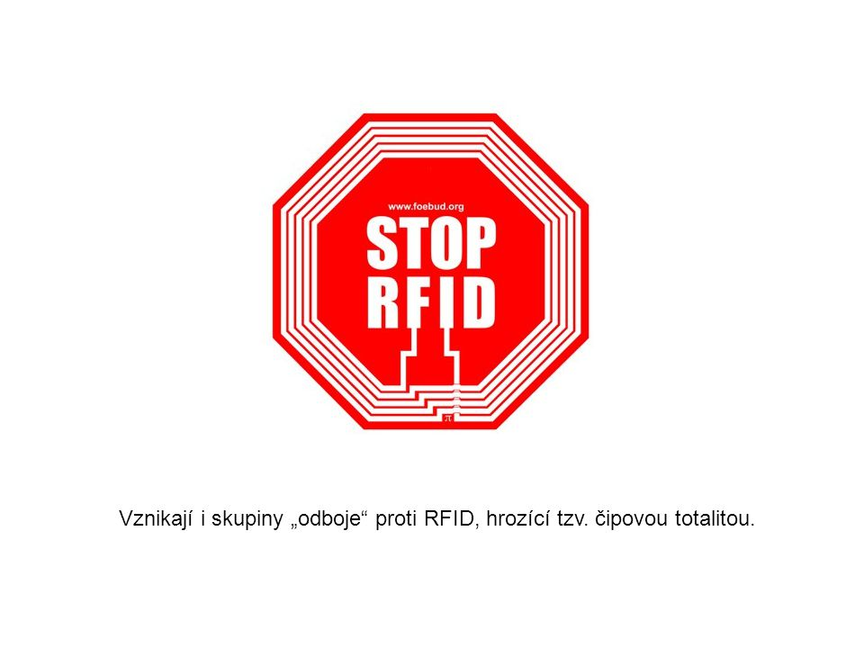 Podle standardu pasivní RFID čip obsahuje unikátní 96bitový kód, tzv. EPC, který nabízí 2 96, tedy cca 8·10 28 kombinací. V současnosti se využívá i 6