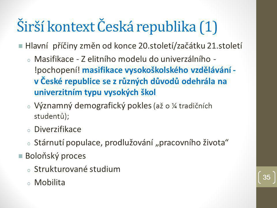 36 Strategický rámec VŠ politiky, str.