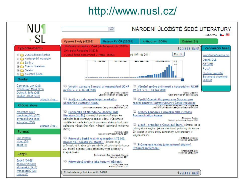 http://www.nusl.cz/