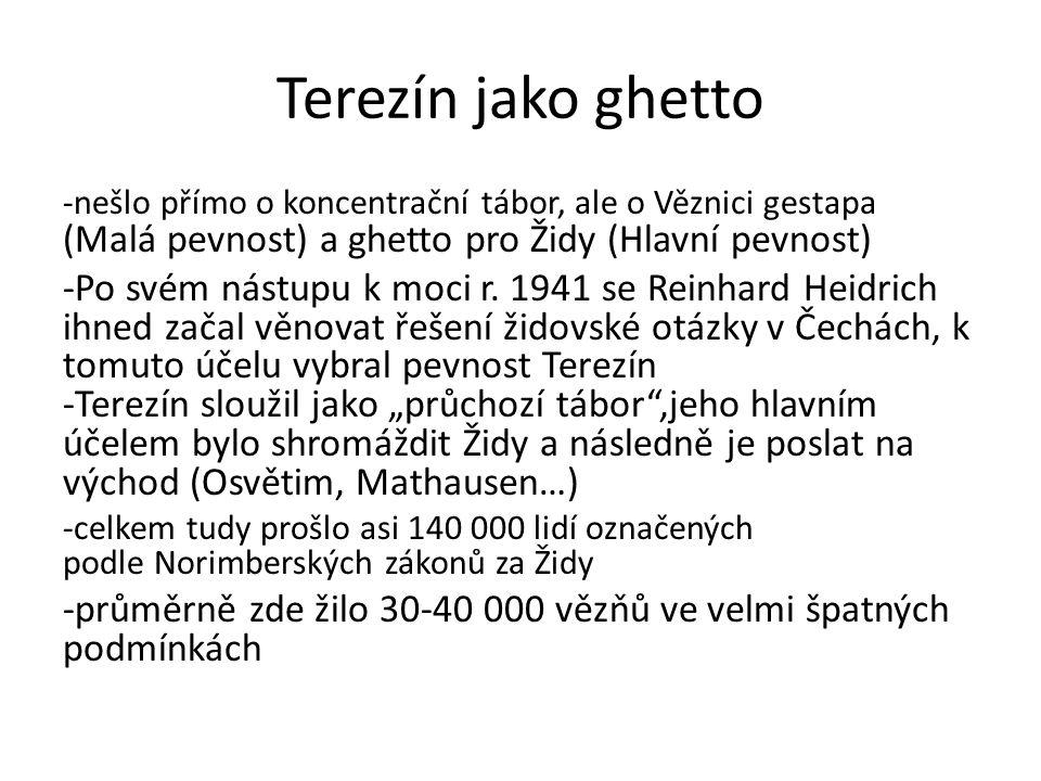 Terezínské hradby,,Práce osvobozuje Tzv.