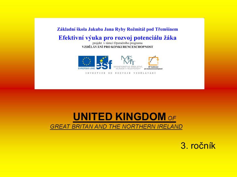 UNITED KINGDOM OF GREAT BRITAN AND THE NORTHERN IRELAND 3. ročník