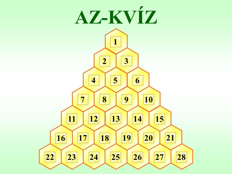 1) Člověk patří mezi: Náhradní otázka Pyramida a) chemoorganotrofní aerobní organismy b) chemolitotrofní anaerobní organismy c) chemoorganotrofní anaerobní organismy