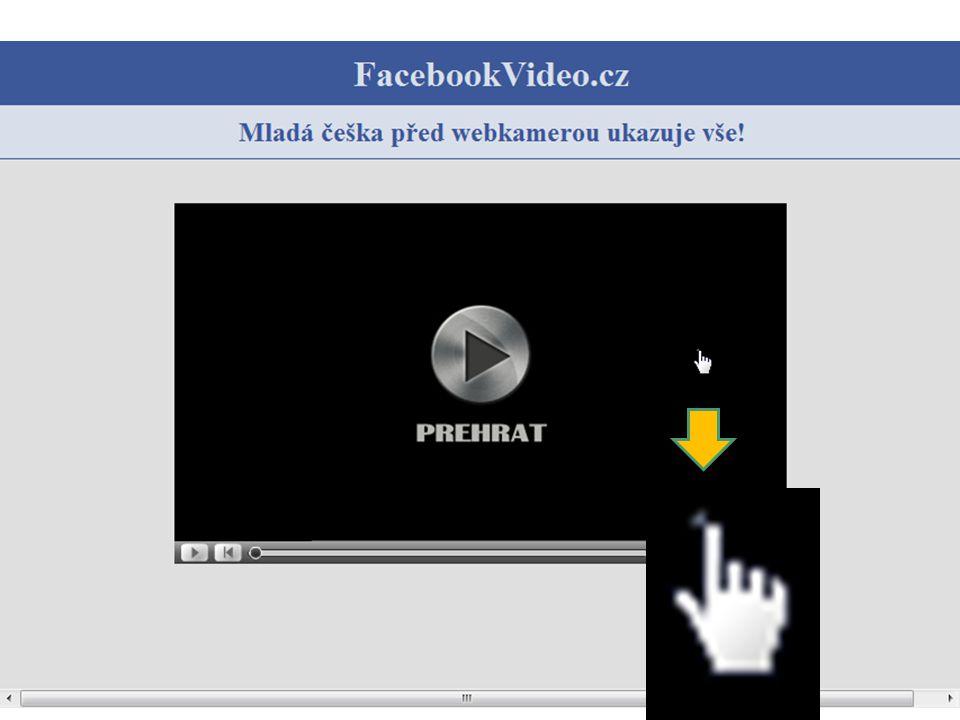 Z jiného soudku Facebook a clickjacking