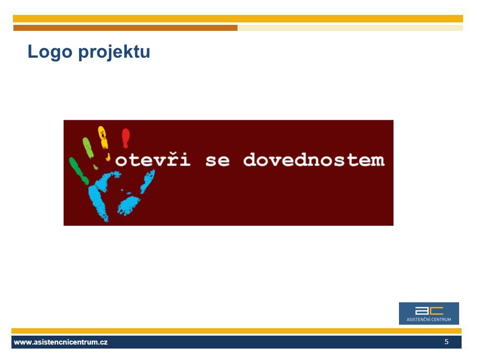 www.asistencnicentrum.cz 5 Logo projektu