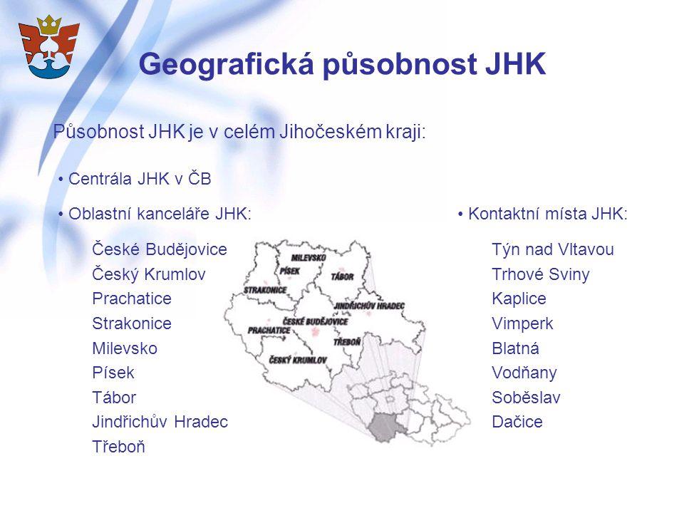 Hlavní partneři - ČR Jihočeský kraj Jihočeská společnost pro rozvoj lidských zdrojů, o.p.s.