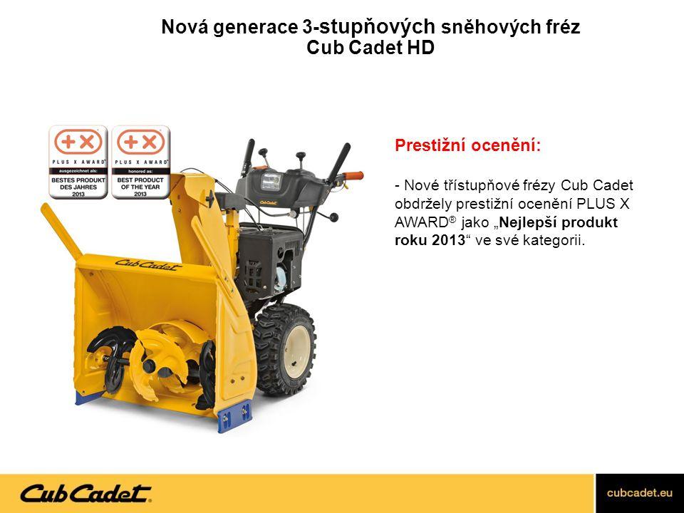VŽDY O KROK VPŘEDU! cubcadet.cz