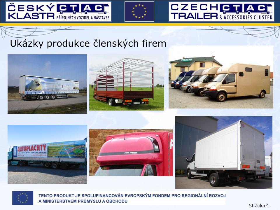 Stránka 4 Ukázky produkce členských firem