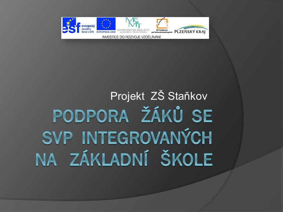 Projekt ZŠ Staňkov