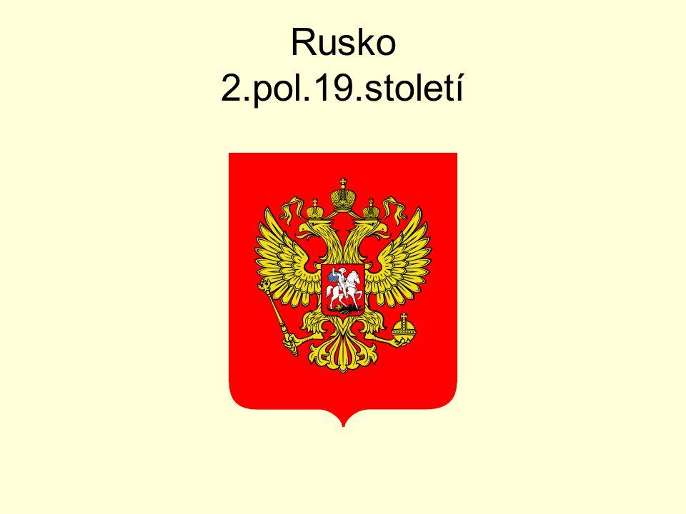 Rusko 2.pol.19.století