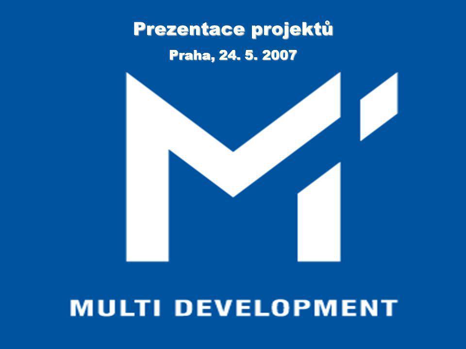 Prezentace projektů Praha, 24. 5. 2007